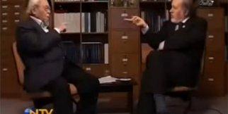 Prof. Dr. Halil İnalcık ve Prof. Dr. İlber Ortaylı İstanbul'un fethini