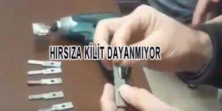HIRSIZLIKLARA DİKKAT