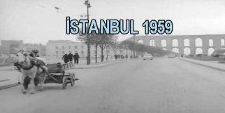 1959 yılında istanbul