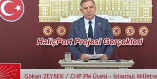 'HaliçPort' Projesi Tarihin Yağmalanması