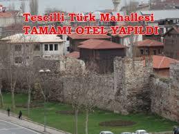 Ayvansaray Türk Mahallesi OTEL oldu