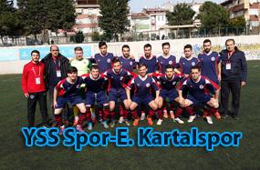 YSS Spor A takım E. Kartalspor